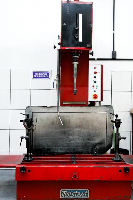 Brunidora de cilindros